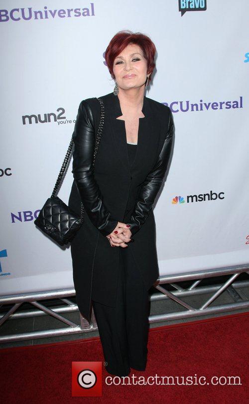 Sharon Osbourne NBC Press Tour Party held at...