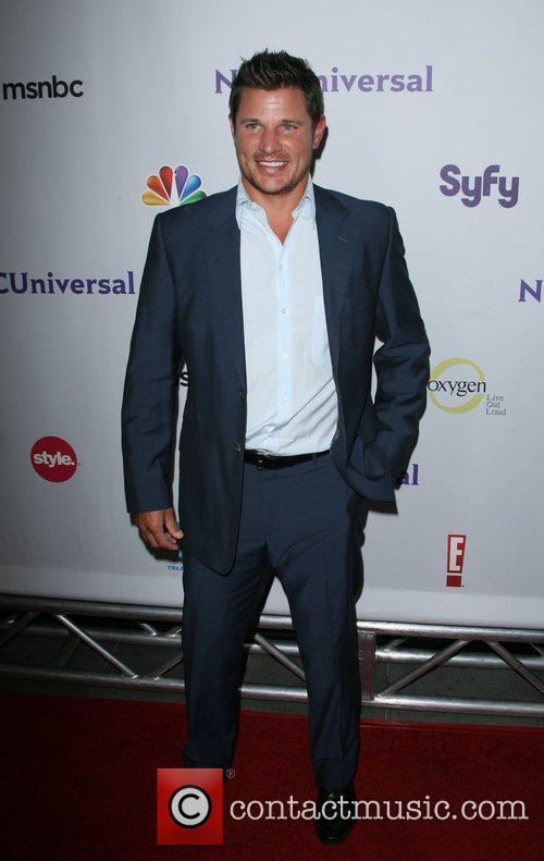 Nick Lachey NBC Press Tour Party held at...