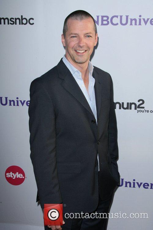 Sean Hayes NBC Press Tour Party held at...