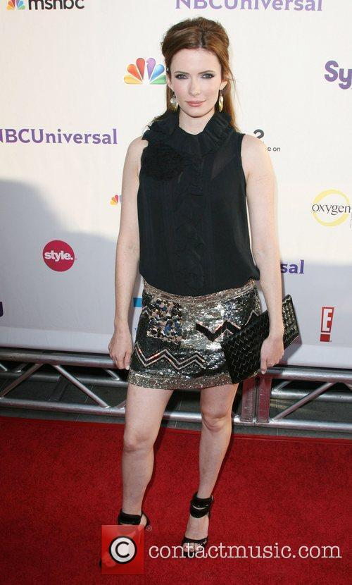 Bitsie Tulloch NBC Press Tour Party held at...