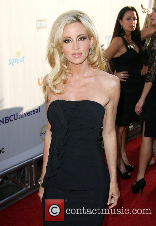 Camille Grammer NBC Press Tour Party held at...