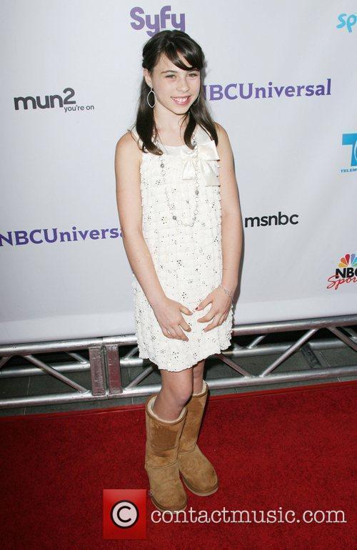 Emily Evan Rae NBC Press Tour Party held...