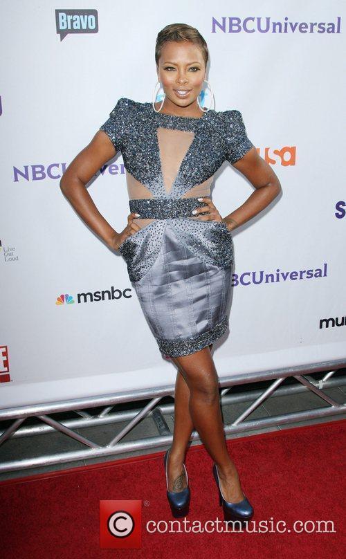Eva Marcelle NBC Press Tour Party held at...