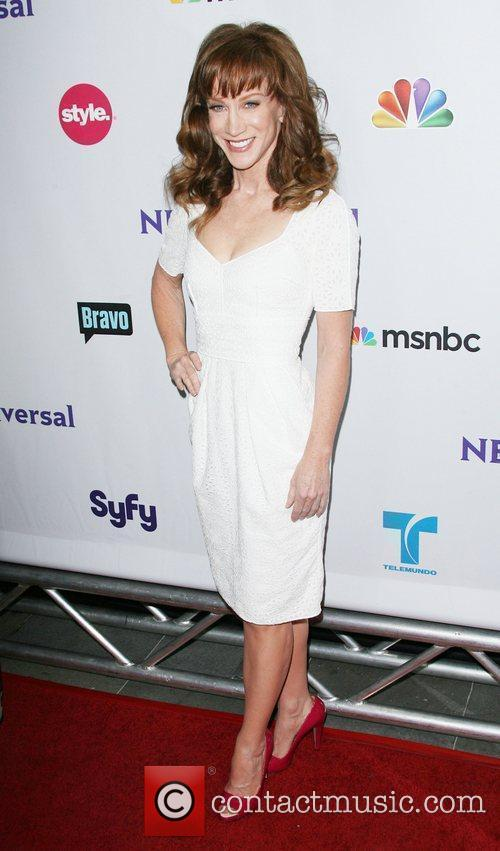 Kathy Griffin NBC Press Tour Party held at...