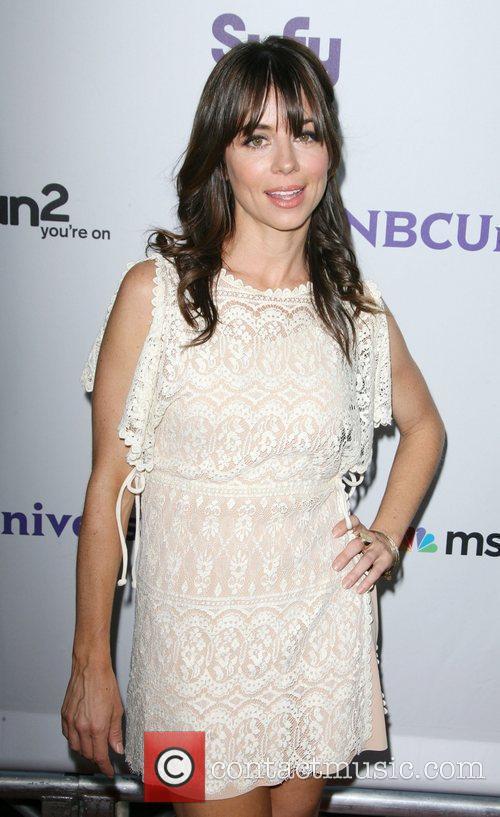 Natasha Leggero NBC Press Tour Party held at...