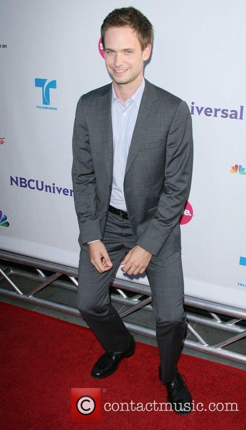 Patrick J. Adams NBC Press Tour Party held...