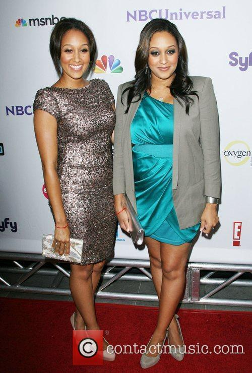 Tia Mowry and Tamera Mowry 1