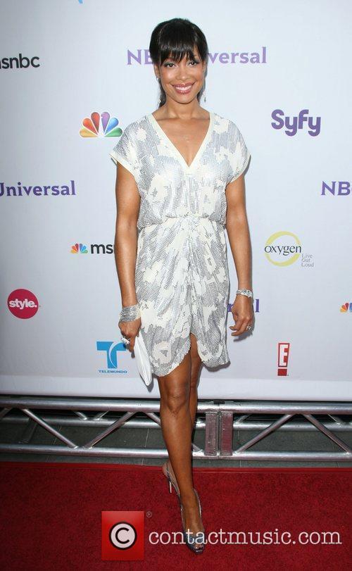Gina Torres NBC Press Tour Party held at...