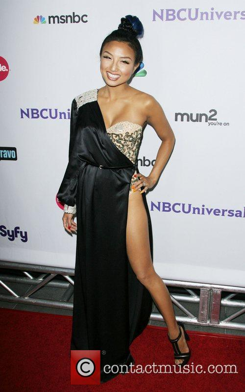 Jeannie Mai NBC Press Tour Party held at...