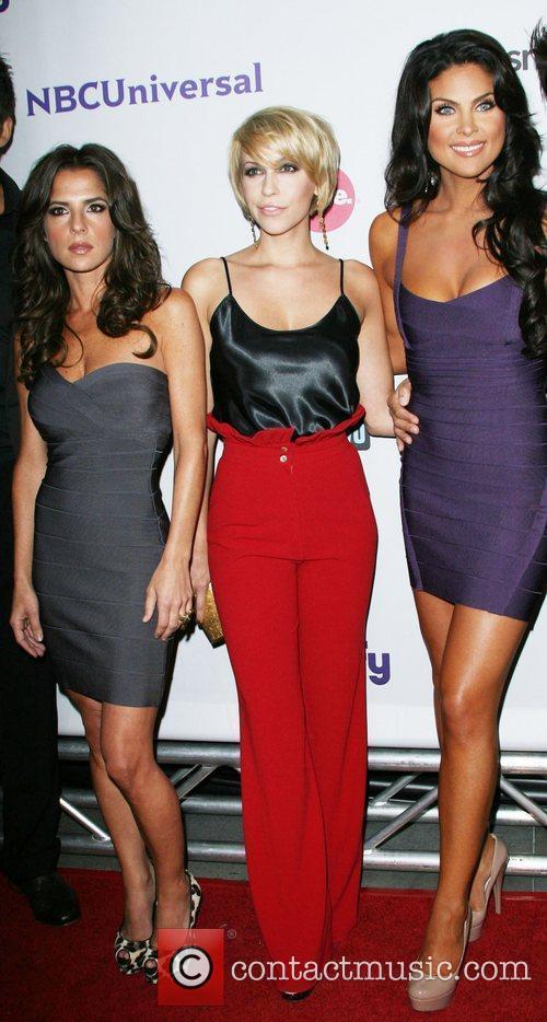 Cast of 'Dirty Soap' Kelly Monaco, Farah Fath...