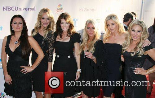 Cast of 'The Real Housewives of Beverly Hills'...