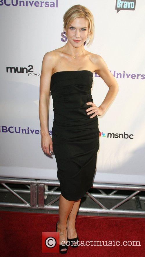 Rhea Seehorn NBC Press Tour Party held at...