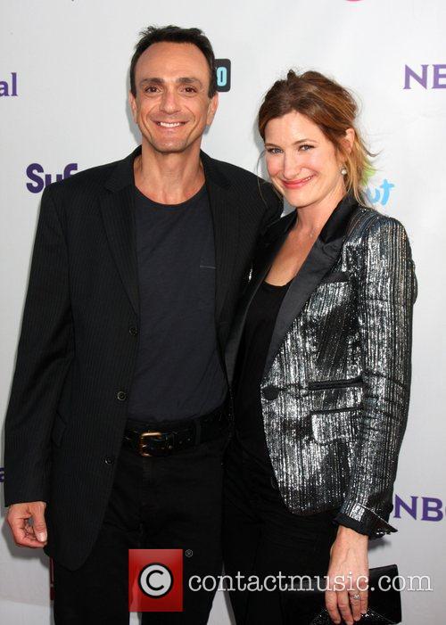 Hank Azaria and Kathryn Hahn 2