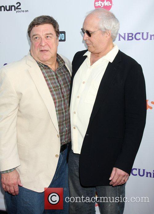 John Goodman and Chevy Chase 2