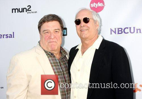 John Goodman and Chevy Chase 5