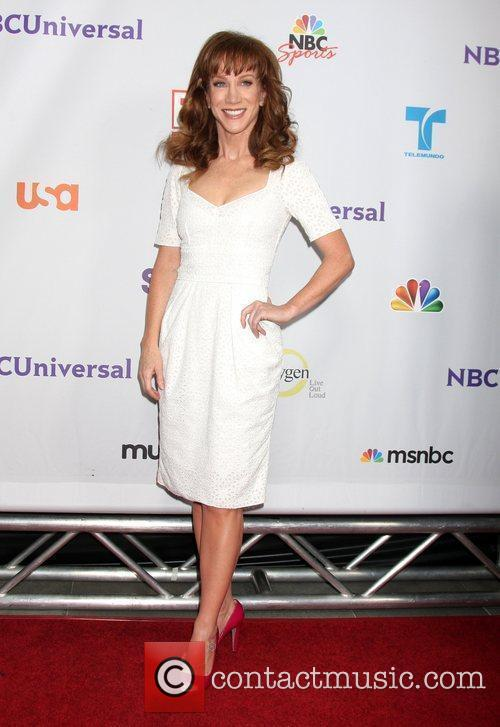 Kathy Griffin The NBC TCA Summer 2011 Party...