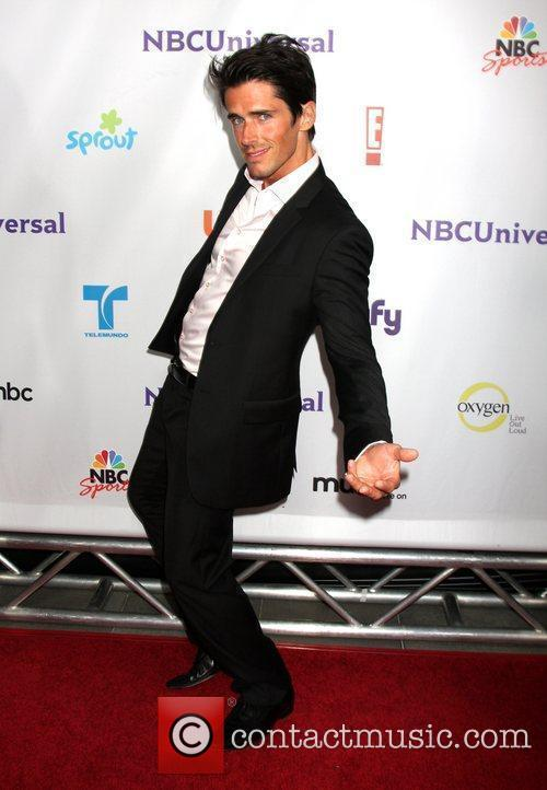 Brandon Beemer The NBC TCA Summer 2011 Party...