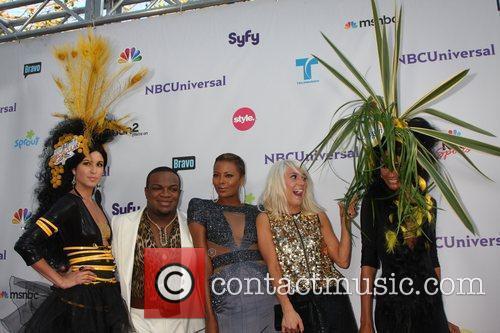 Derek J, Eva Marcille, Taylor Jacobson, & Models...