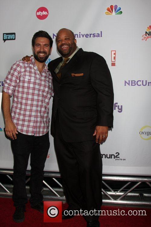 Joshua Gomez and Mark Christopher Lawrence