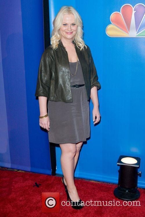 Amy Poehler 2011 NBC upfront presentation - arrivals...