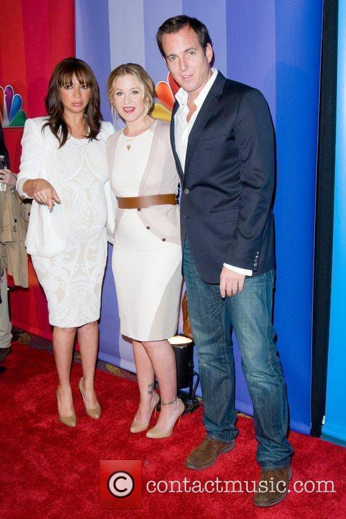 Maya Rudolph, Christina Applegate, Will Arnett 2011 NBC...