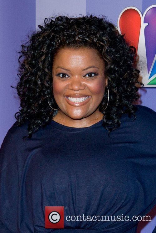 Yvette Nicole Brown 2011 NBC upfront presentation -...