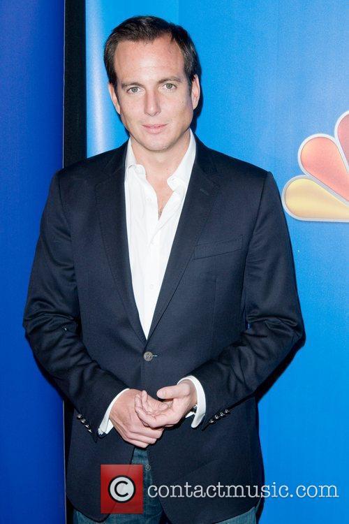 Will Arnett 2011 NBC upfront presentation - arrivals...