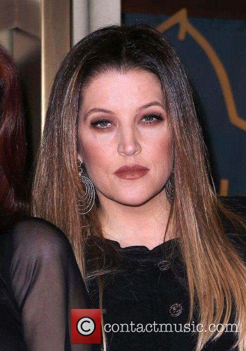 Lisa Marie Presley, Las Vegas and Priscilla Presley 2