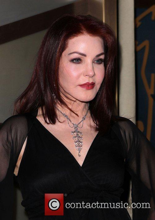 Priscilla Presley and Las Vegas 2