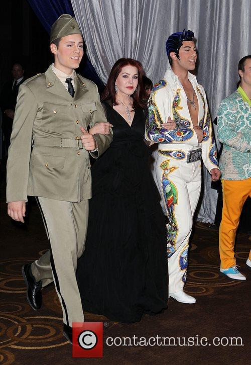 Priscilla Presley and Las Vegas 7