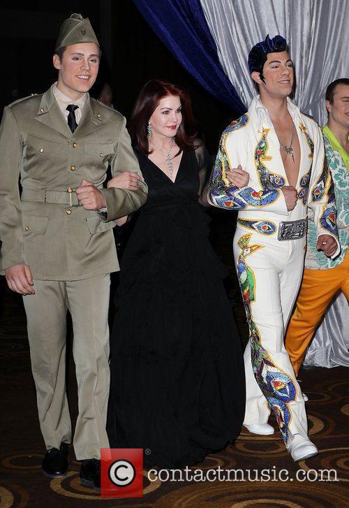 Priscilla Presley and Las Vegas 5