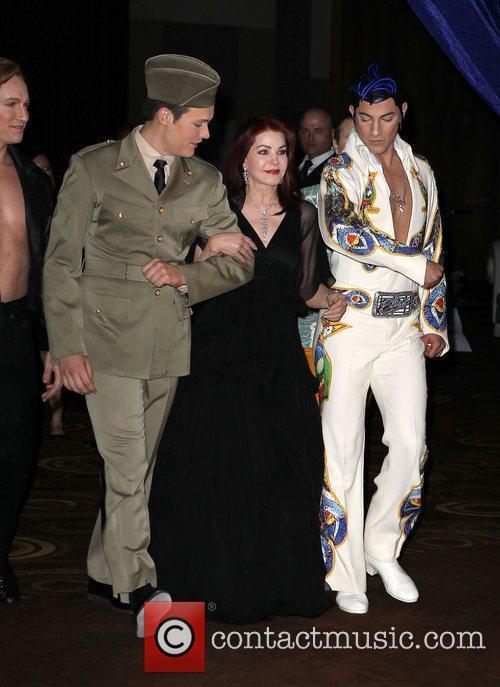 Priscilla Presley and Las Vegas 11