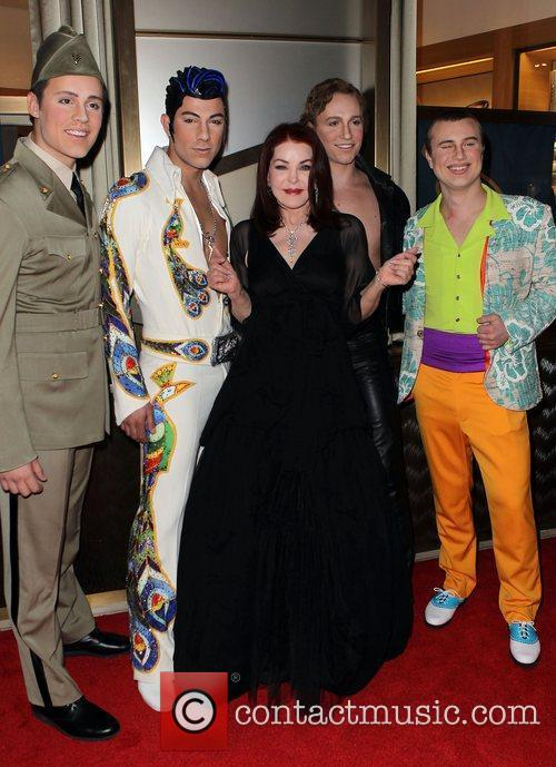 Priscilla Presley and Las Vegas 4
