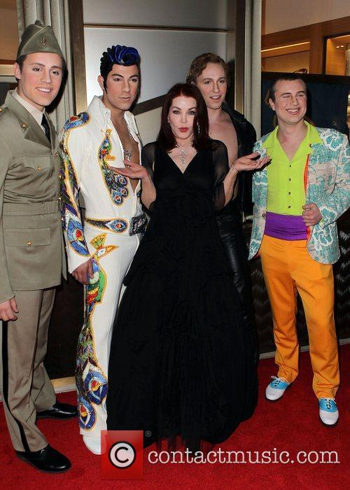 Priscilla Presley and Las Vegas 6