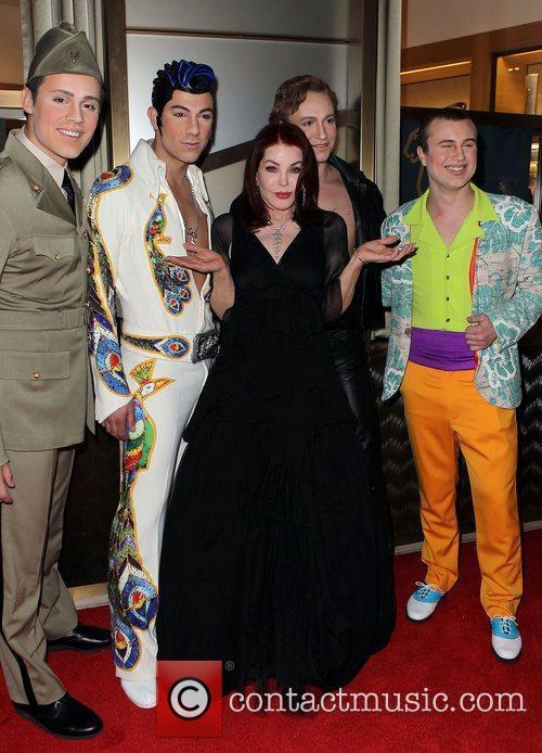 Priscilla Presley and Las Vegas 8