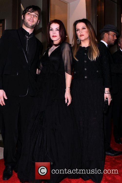 Priscilla Presley, Las Vegas and Lisa Marie Presley 6