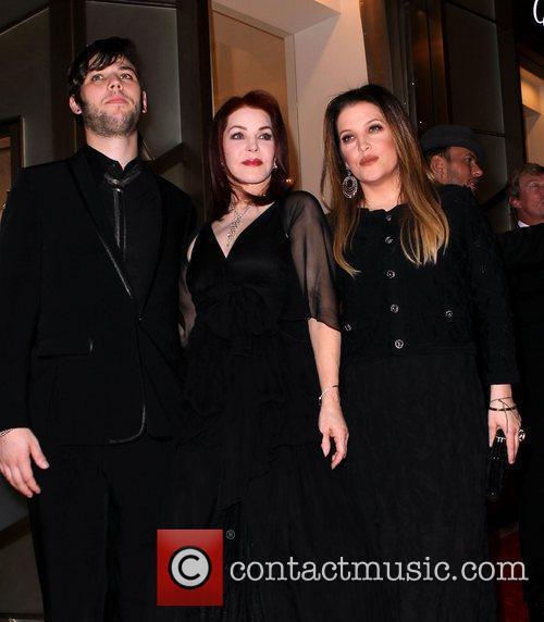 Priscilla Presley, Las Vegas and Lisa Marie Presley 10