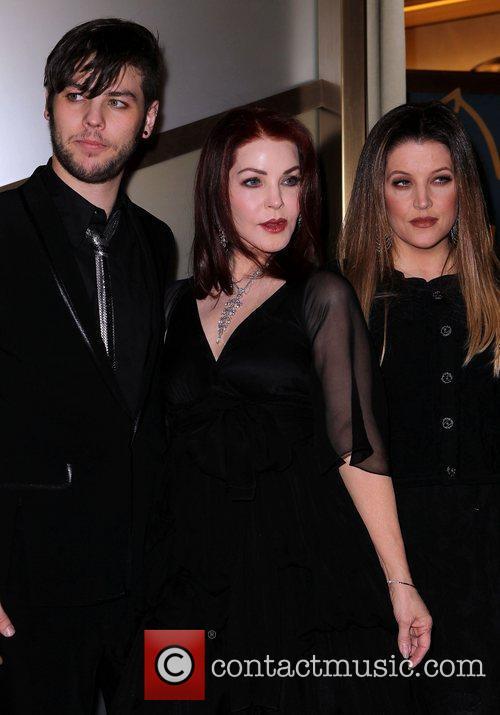 Priscilla Presley, Las Vegas, Lisa Marie Presley