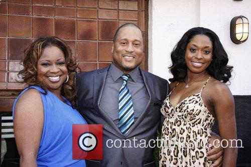 Gina Neely, Patrick Neely and Felicia Boswell The...