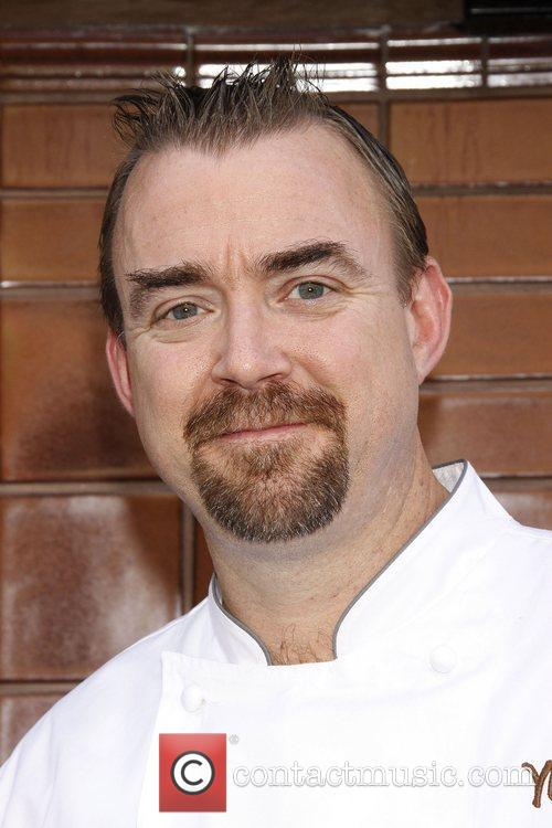 Ward Burch, Certified Executive Chef The grand opening...