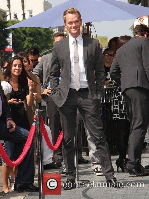 Neil Patrick Harris and Walk Of Fame 6