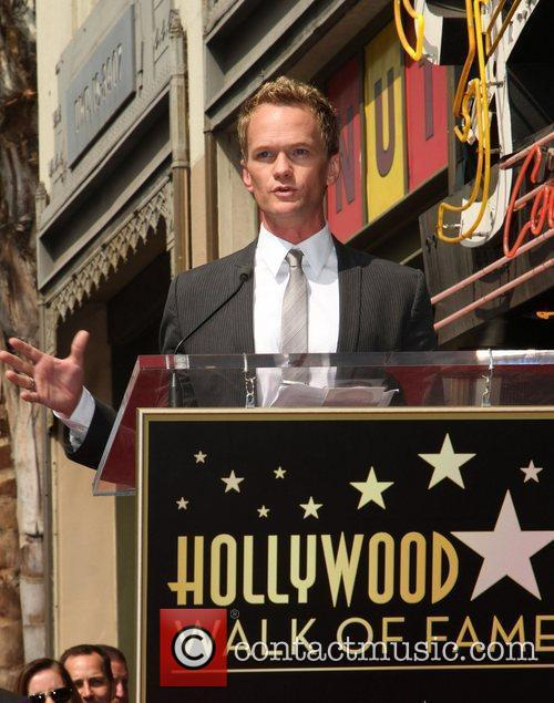 Neil Patrick Harris and Walk Of Fame 4