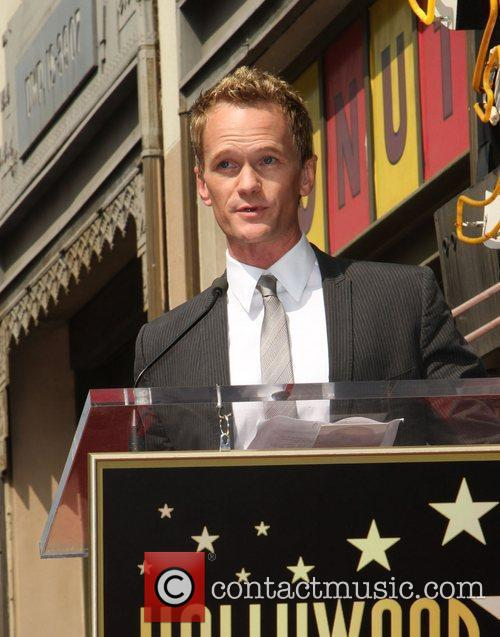 Neil Patrick Harris and Walk Of Fame 10
