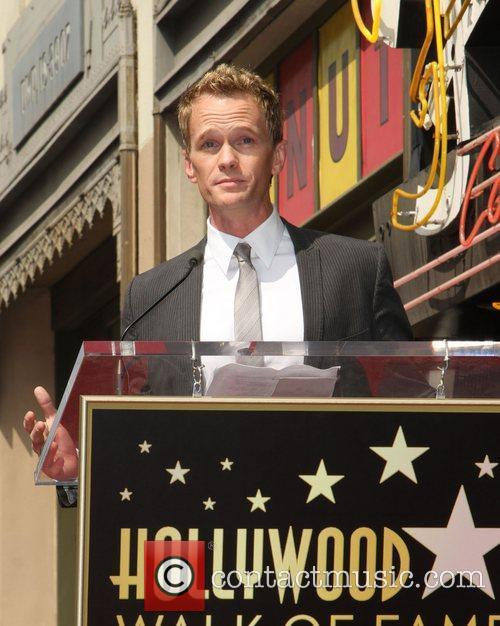 Neil Patrick Harris and Walk Of Fame 1