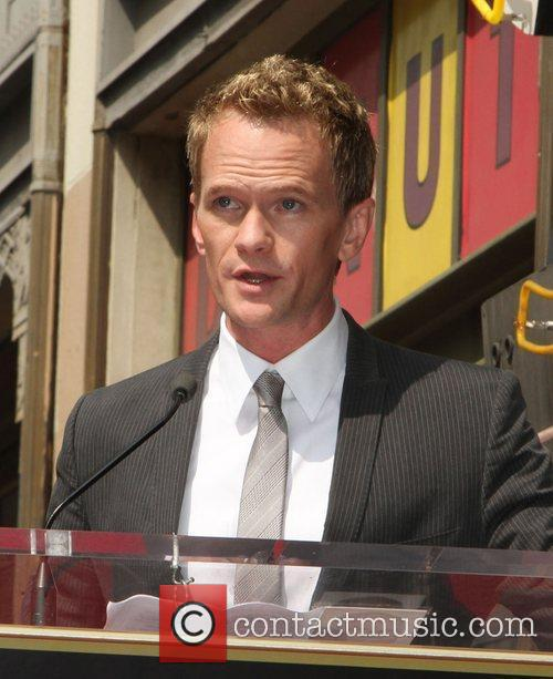 Neil Patrick Harris and Walk Of Fame 9