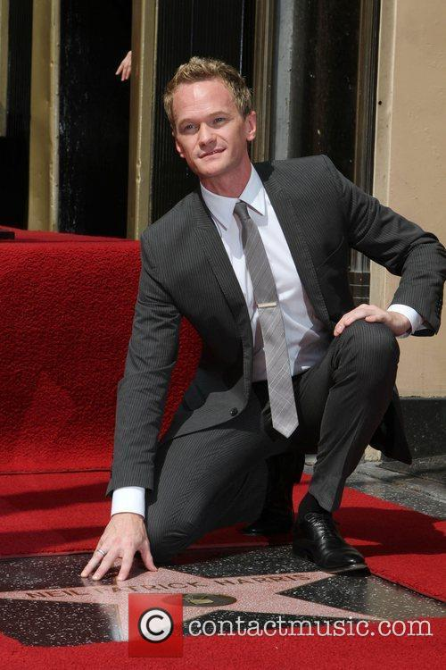 Neil Patrick Harris and Walk Of Fame 8