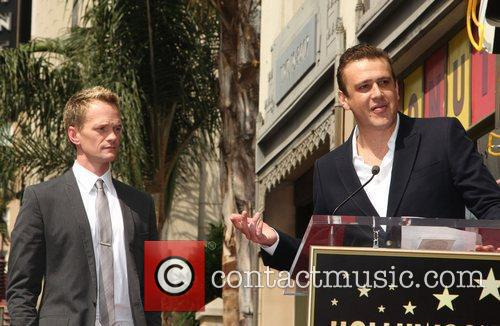 Neil Patrick Harris, Jason Segel and Walk Of Fame 7