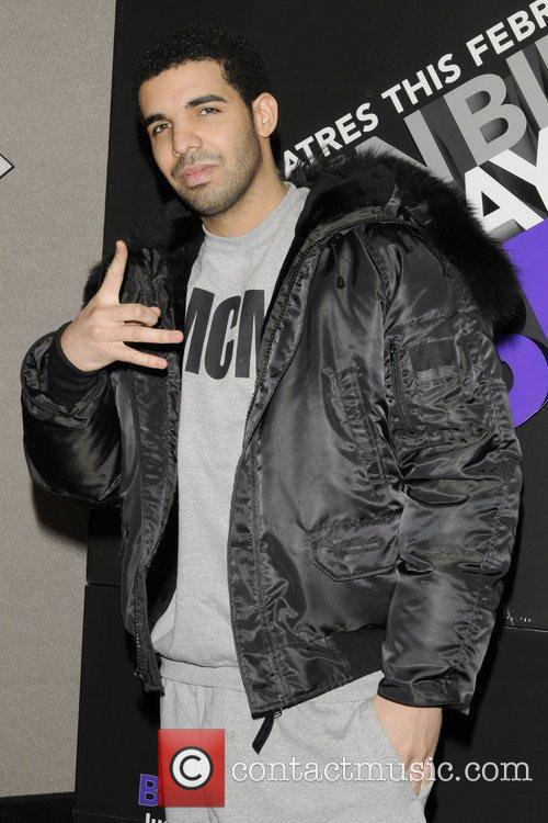Drake  'Never Say Never' Toronto premiere at...
