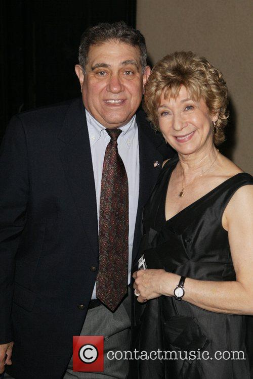 Dan Lauria and Eileen Cregg New Dramatists 62nd...