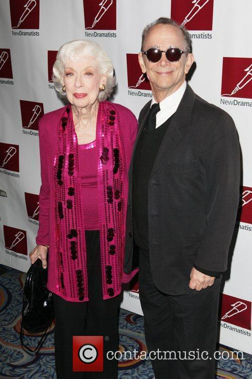 Joyce Randolph, Joel Grey New Dramatists 62nd Annual...